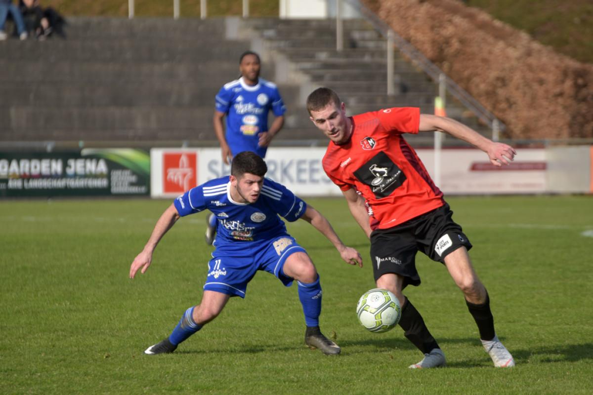 FC Mondercange - CS Grevenmacher 2:1