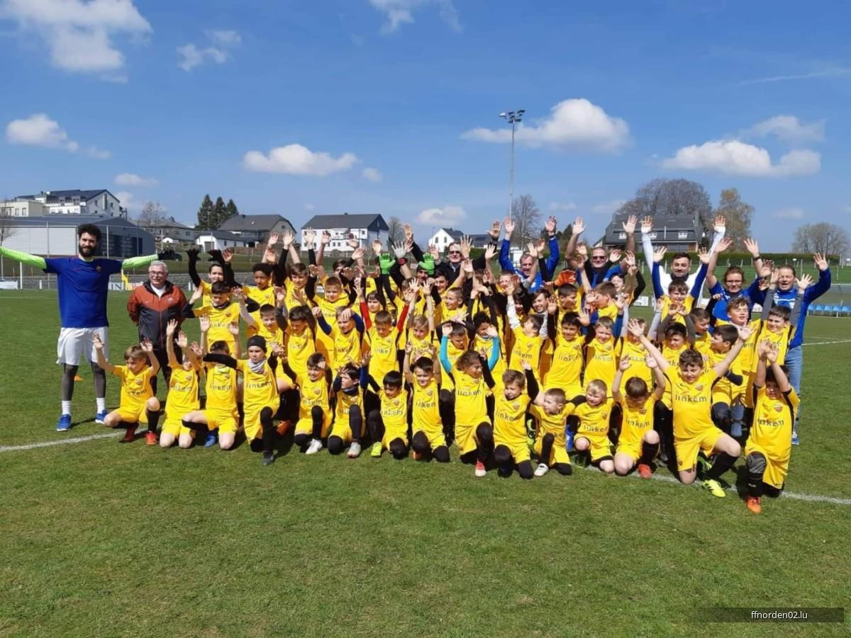 AS Roma Fussballcamp zu Wäiswampich