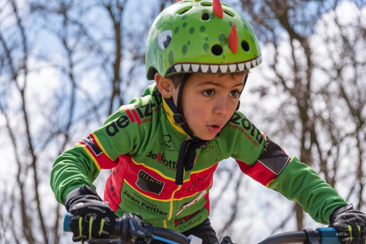 VTT-Course fir Jeunes, Minimes a Cadets um Stade Boy Kohnen