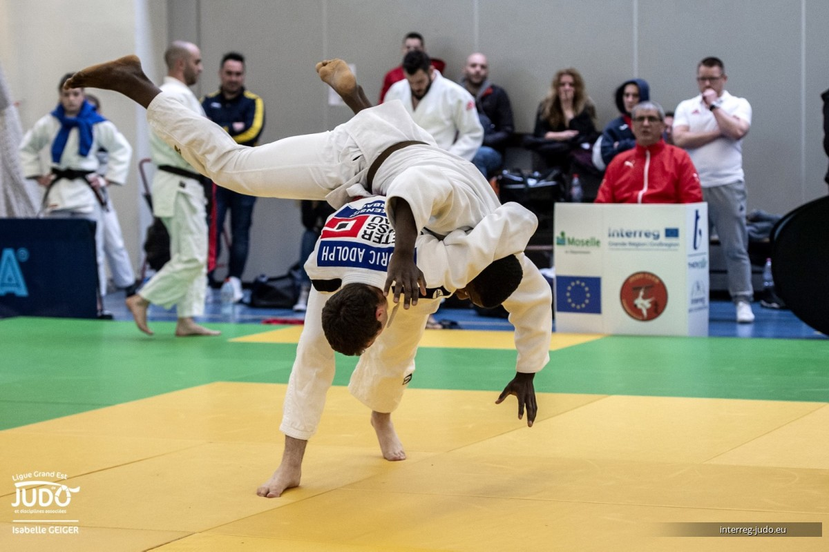 Pictures Interreg Judo Competition - Thionville 27-28.04.2019