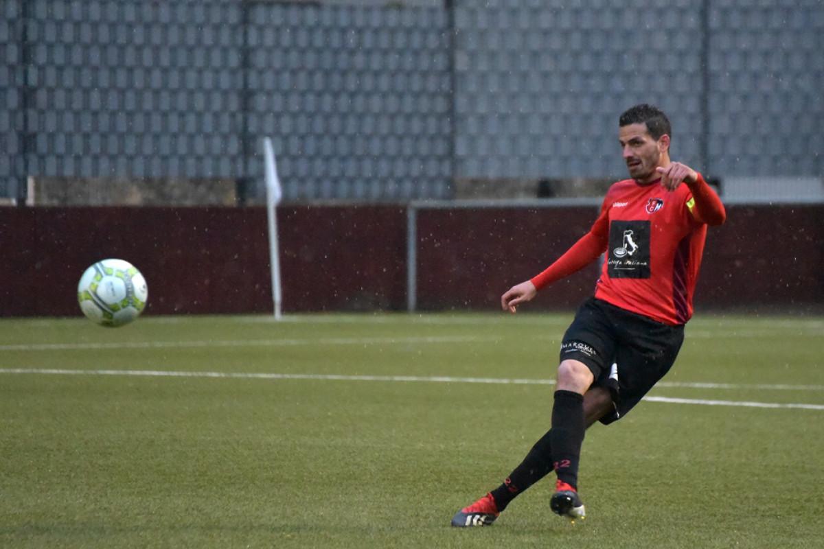 Red Black Égalité 07 - FC Mondercange 1:5