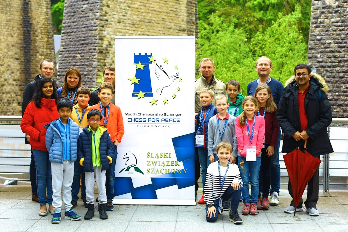 Chess for Peace Schengen - 10-11th May 2019