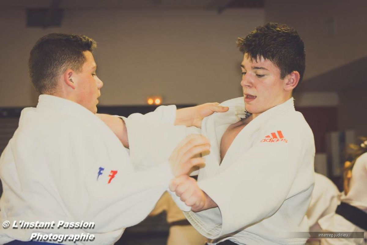Pictures Interreg Judo Training - Saint Julien-lès-Metz 16.05.2019