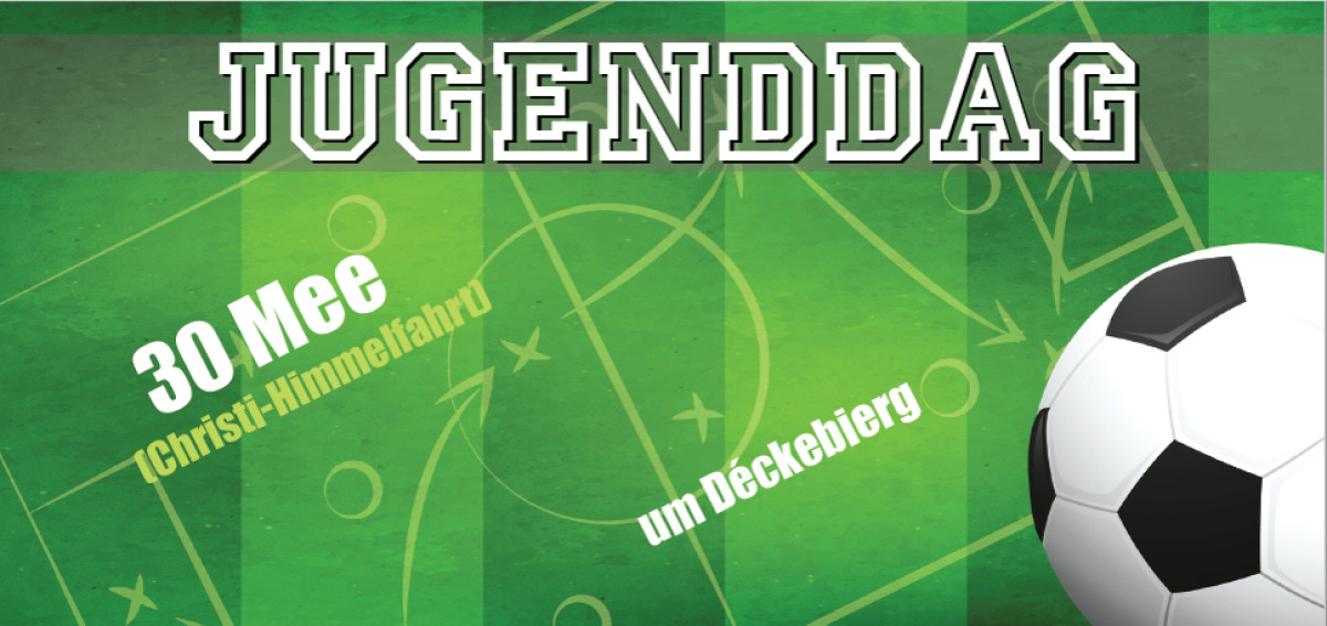 Jugenddag - Programm