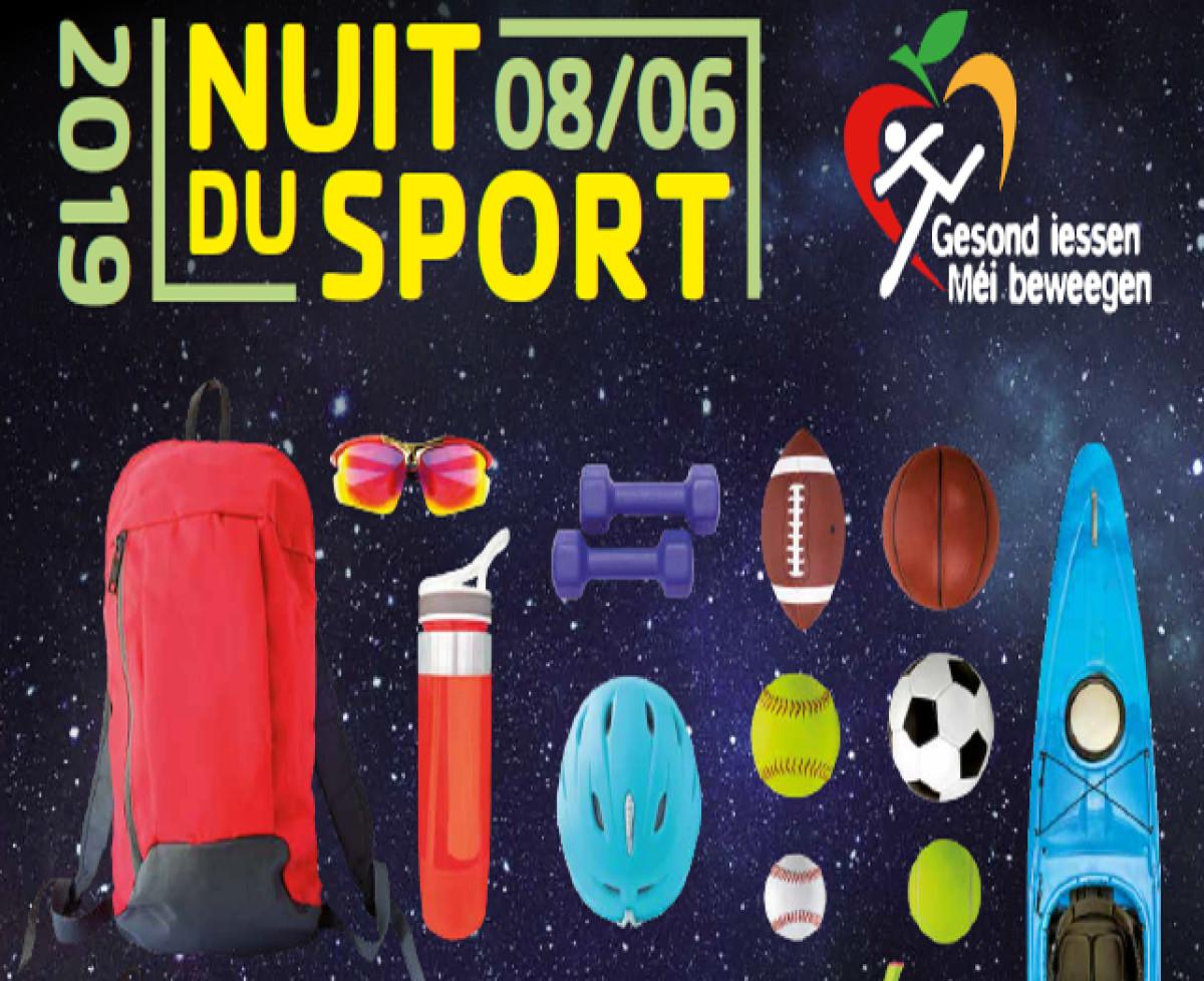 Bubbleball vum FC Käerch op der Nuit du Sport
