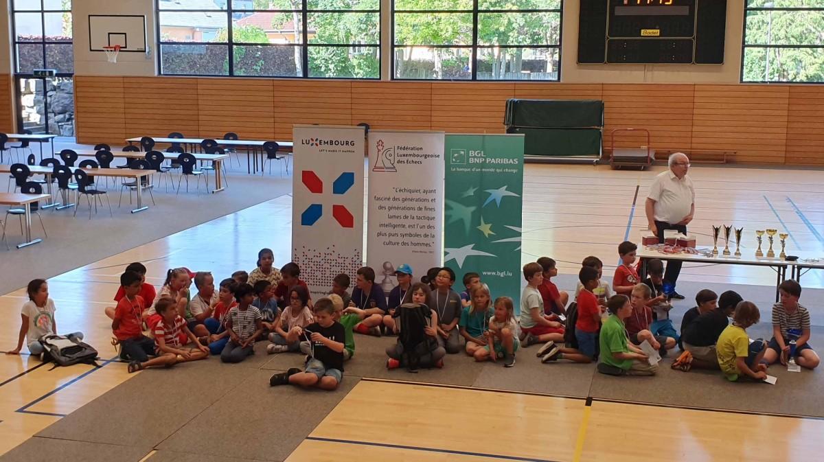 22eme Open de Luxembourg pour Jeunes - Mondorf - 2nd June 2019