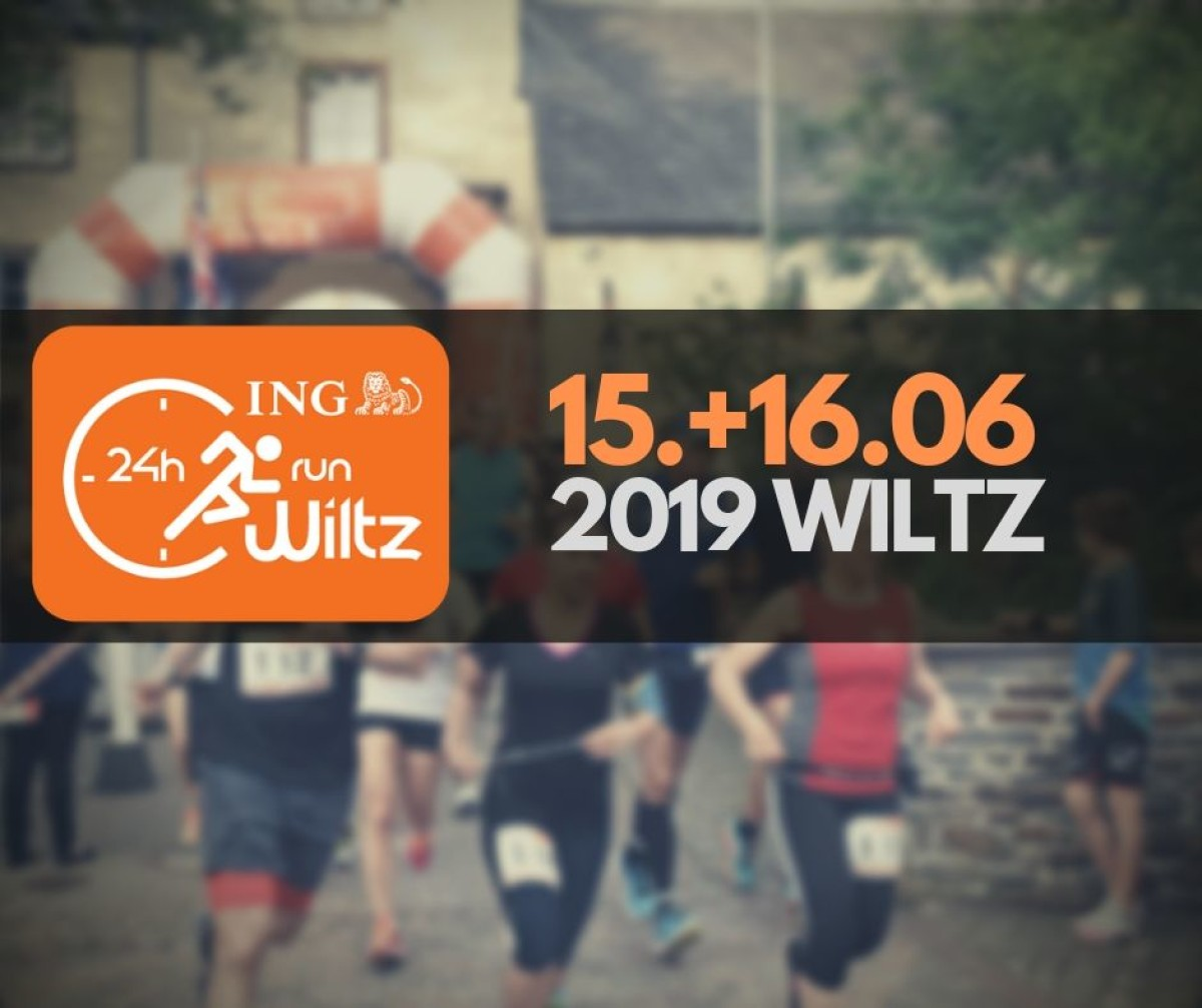 ING 24H RUN 2019 - NEW CONCEPT Presentation