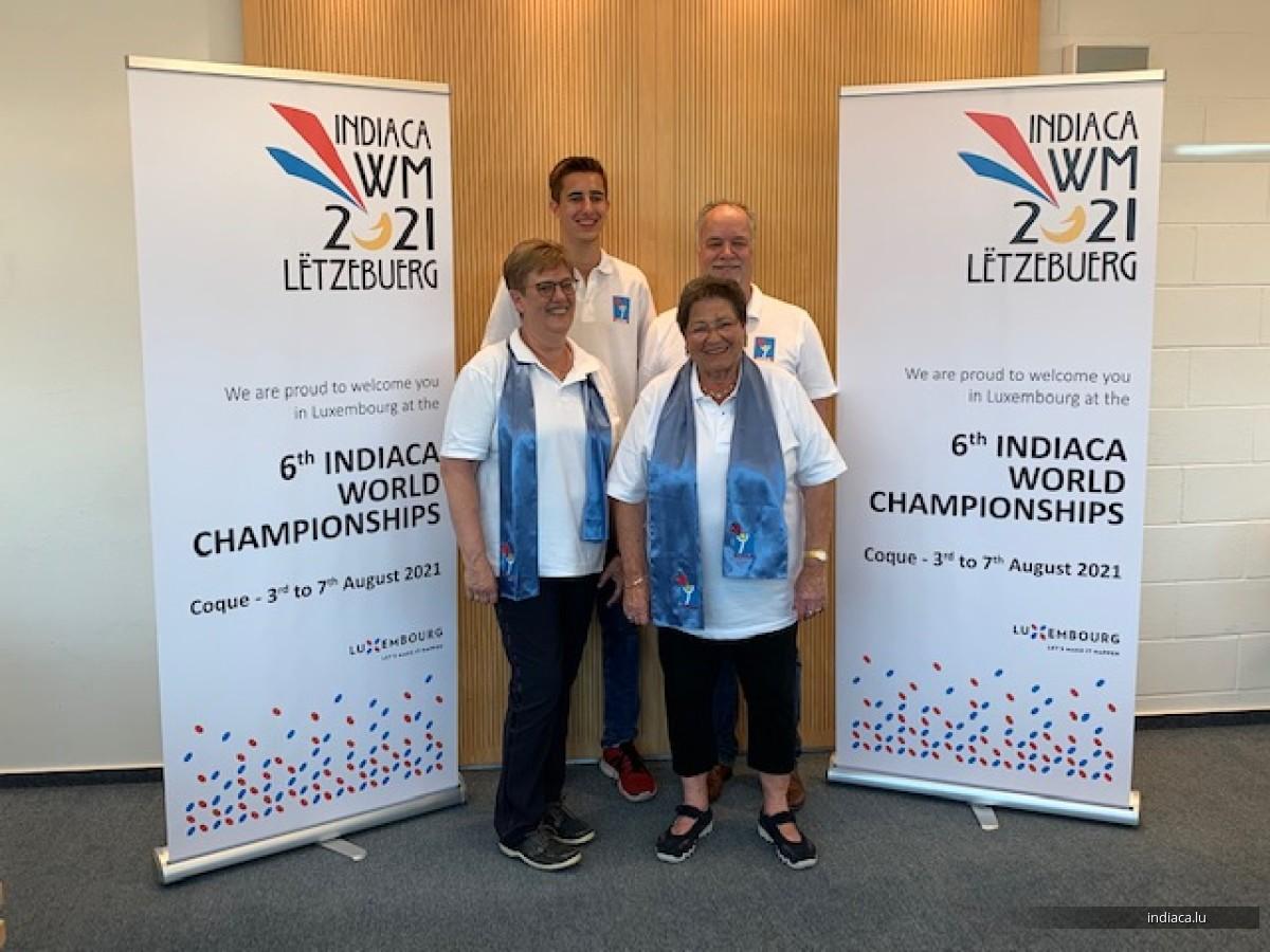 Ennerschreiwen Vertrag WM 2021