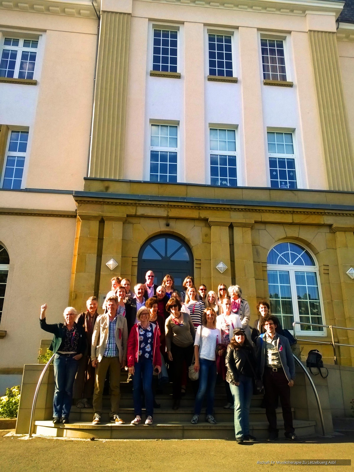 General Assembly European Music Therapy Confederation @ Luxembourg, 2014