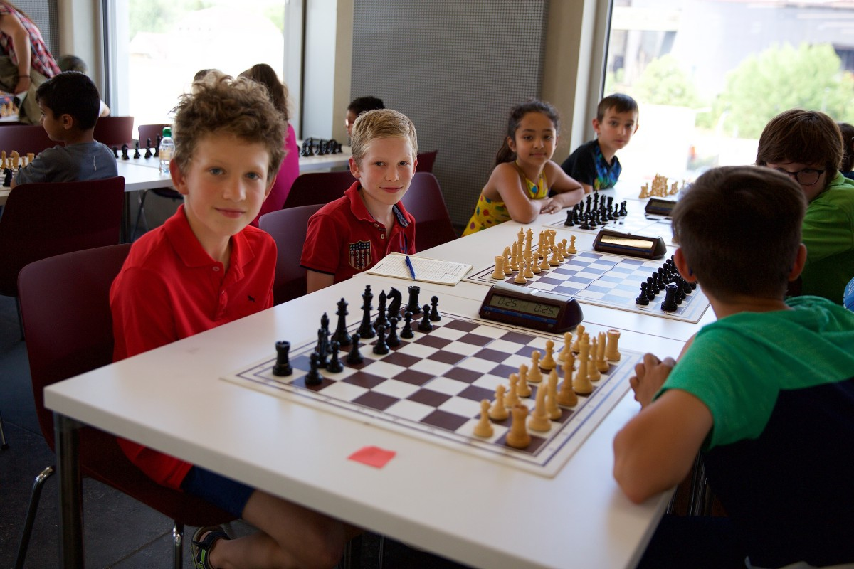 Chess Club Stroossen asbl - National Rapid Chess U20 Team