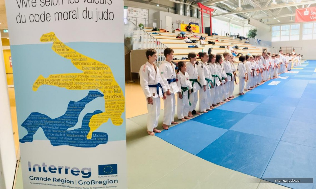Pictures Interreg Judo Training & Competition Speyer Part I - 28-30.06.2019