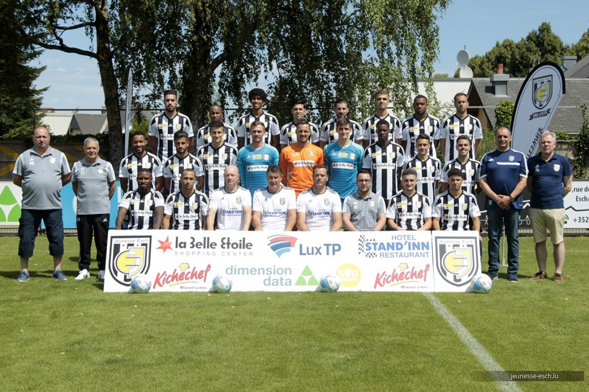 PHOTOS OFFICIELLES SAISON 2019/2020