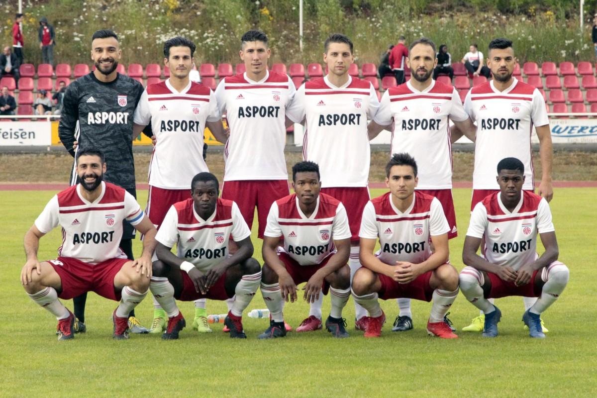Euro League CS FOLA - FC Chikhura Sachkhere 1-2 11/07/2019