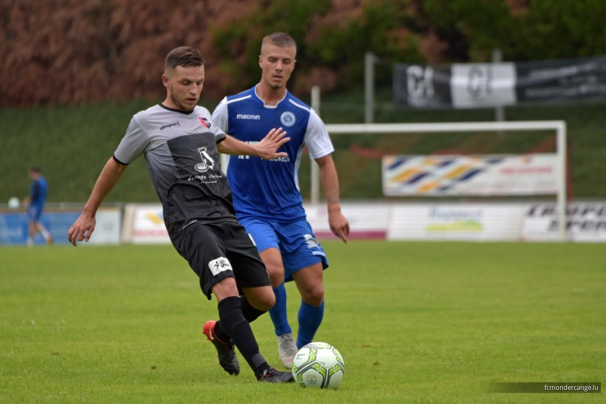 FC Mondercange - US Rumelange 3:1