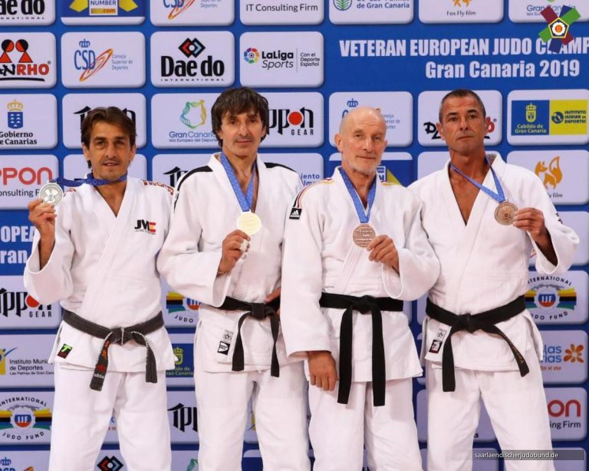 Veteran European Judo Championship