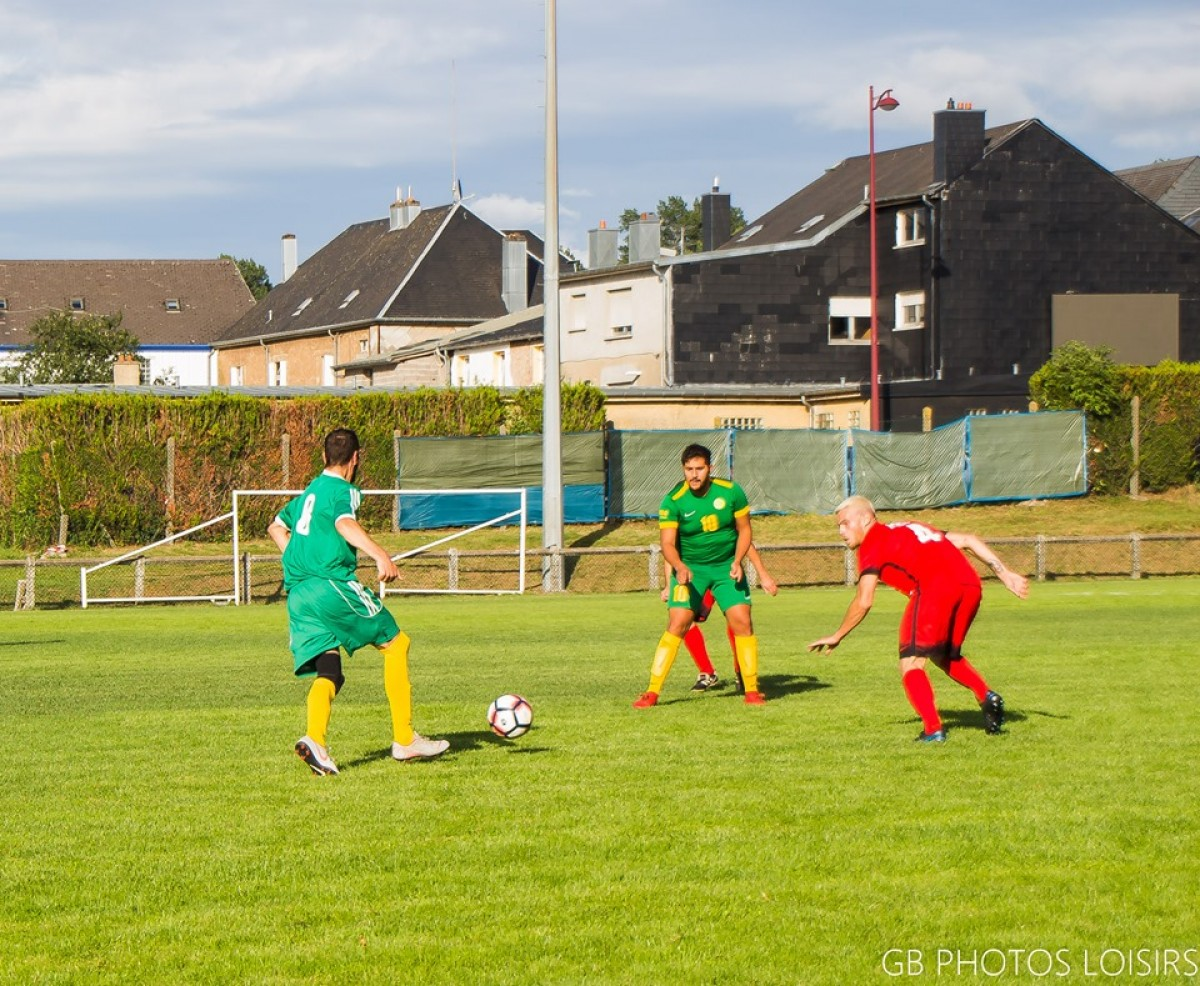 Match de préparation Saison 2019/2020