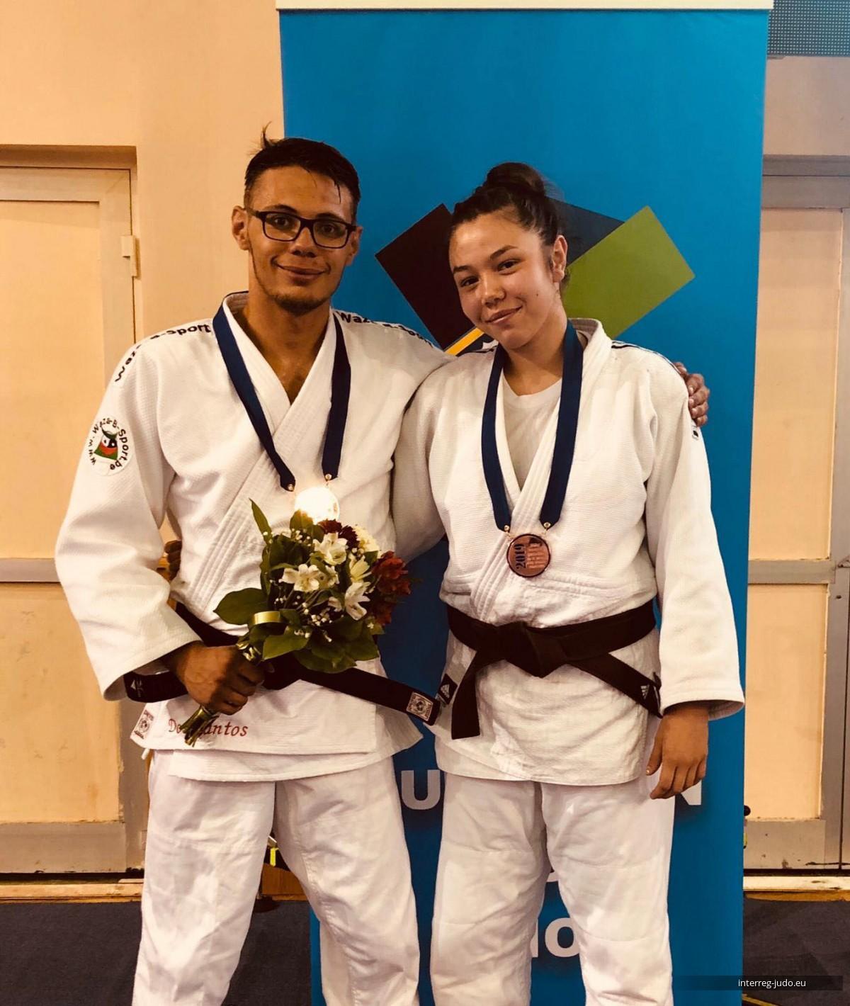 Pictures Interreg Judo Team - U21 European Judo Cup Cluj-Napoca (ROU) 10-11.08.2019