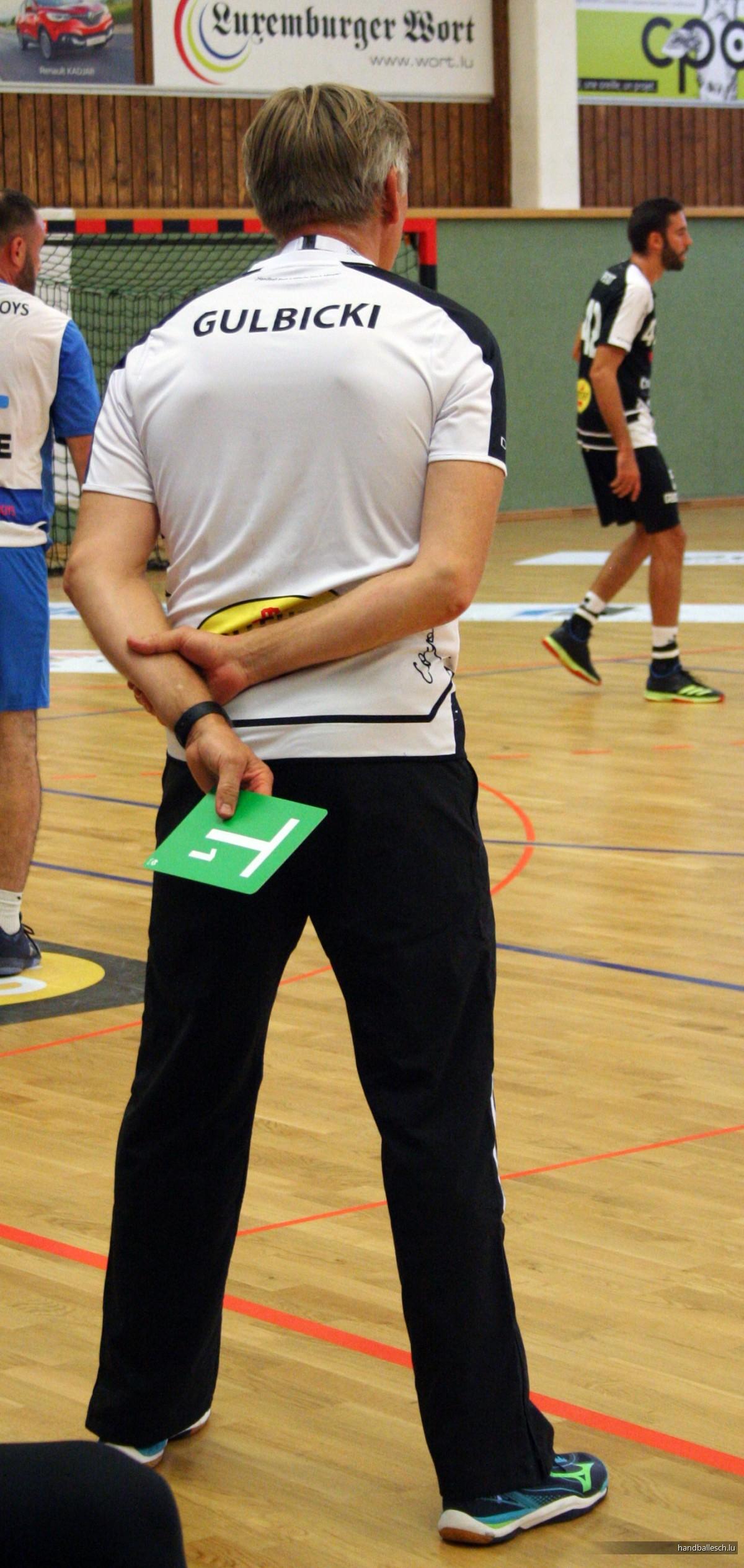 Fotoen 1. Ronn EHF-Cup