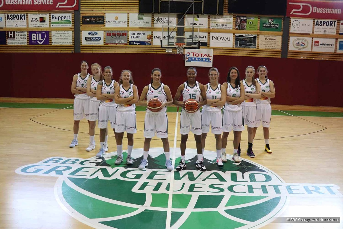 Saison 2019/20 - Seniors Women