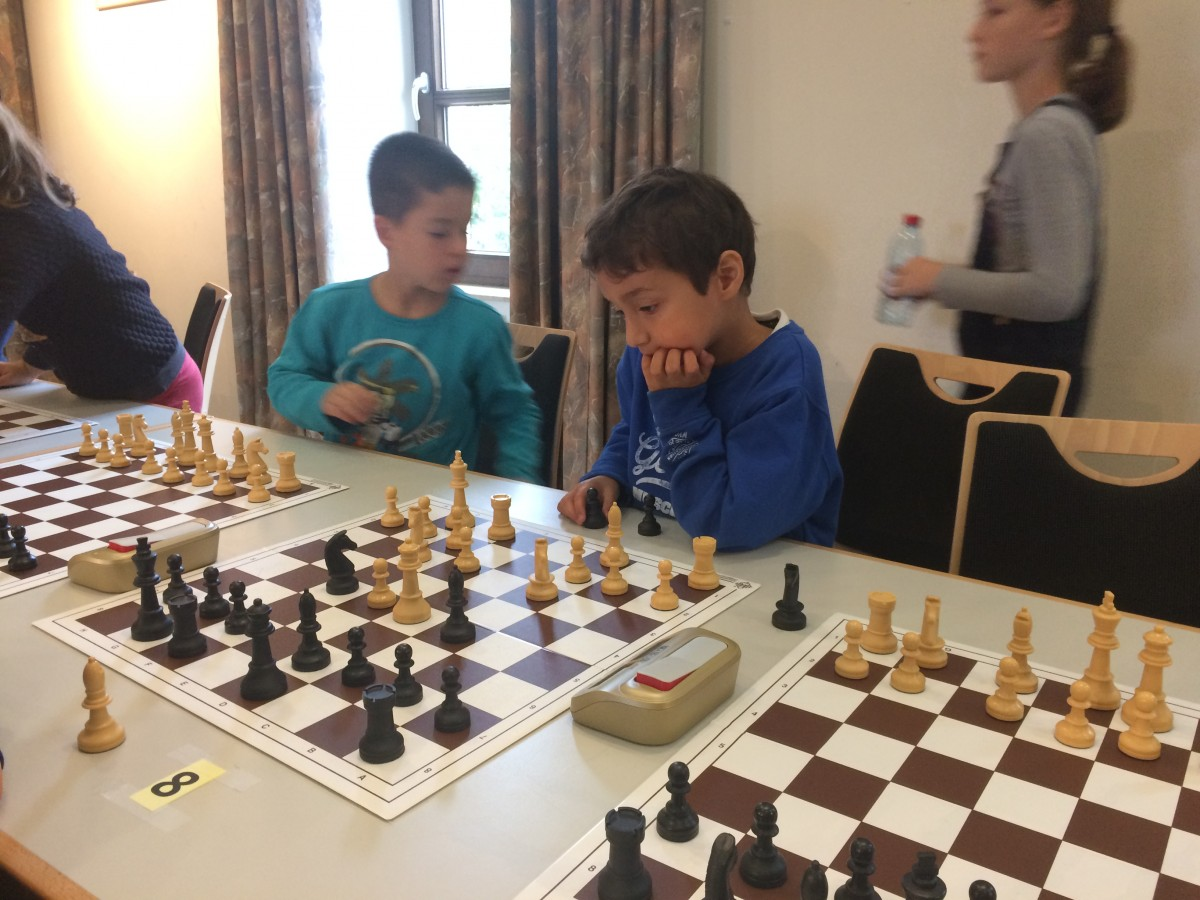 1st Youth Rapid Chess Tournament - 29th September 2019