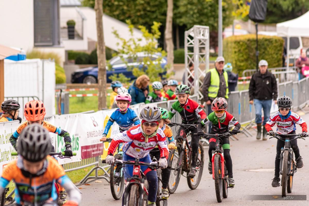 Cyclocross a VTT zu Miersch