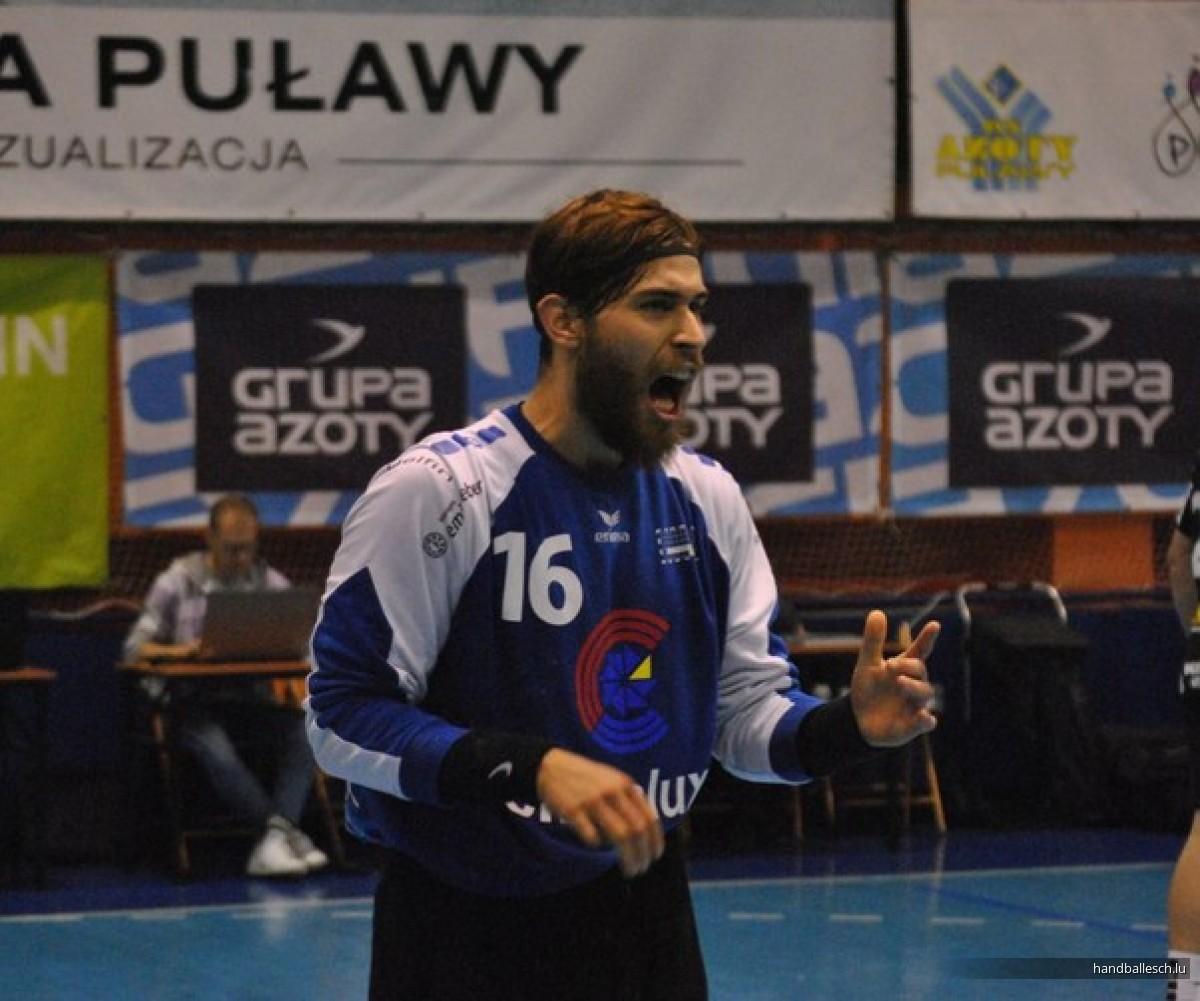 Fotoen 2. Ronn EHF-Cup