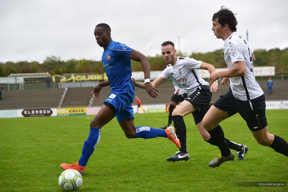 FC Mondercange - Jeunesse Junglinster 2:1