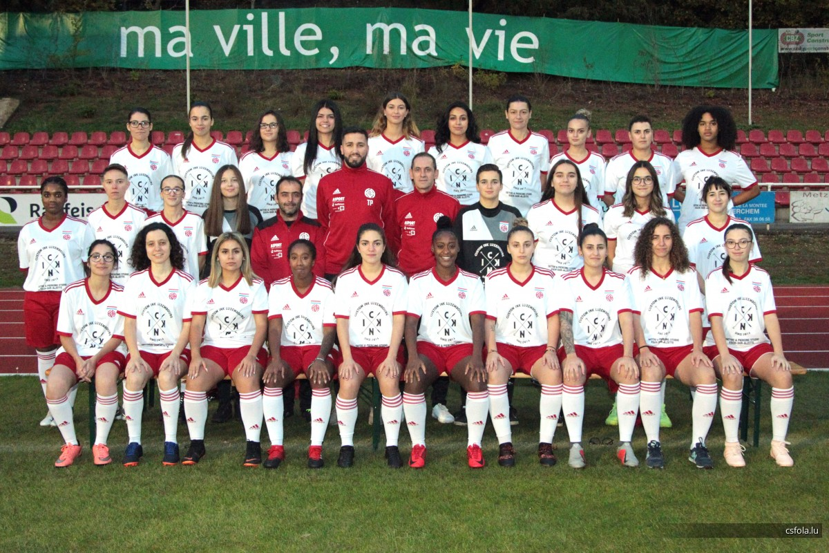 CS FOLA Dames version 2019-2020