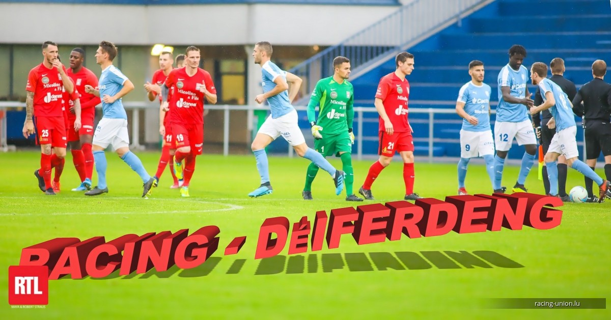 RACING LETZEBUERG - FC DIFFERDANGE 03