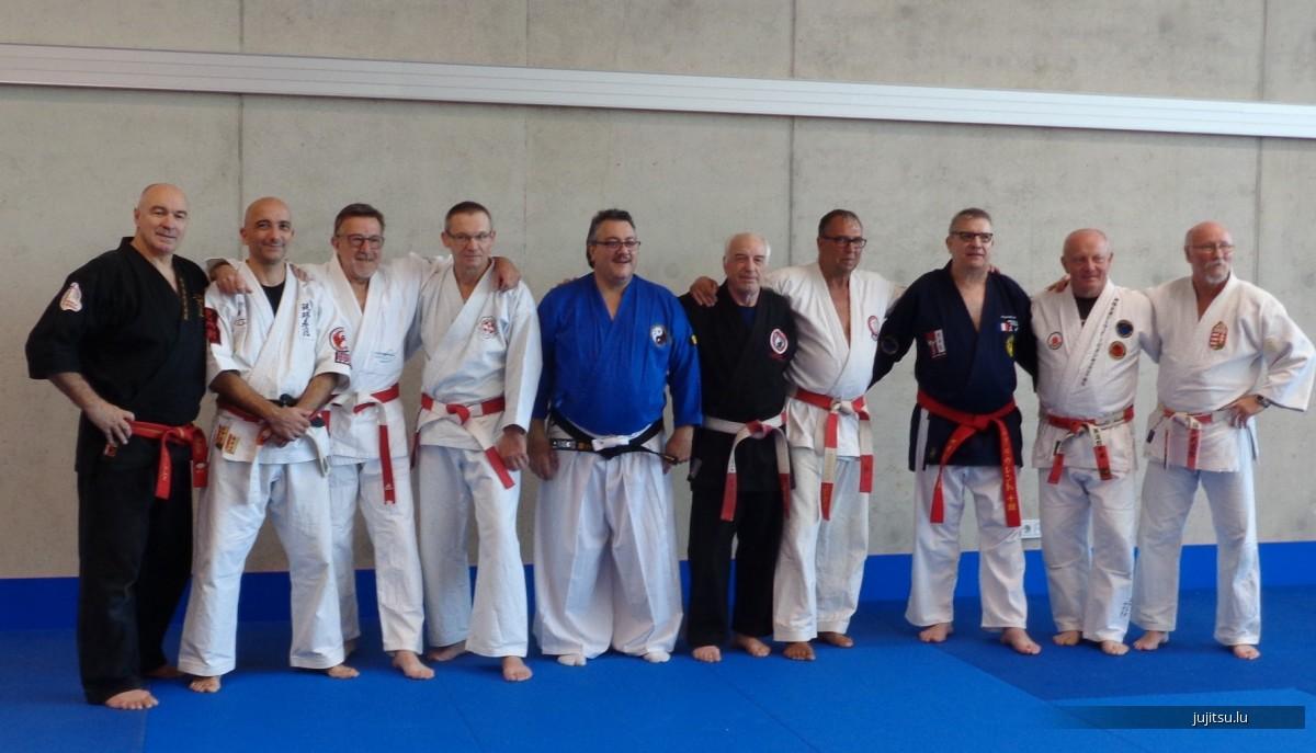 Seminar EJJU à Luxembourg
