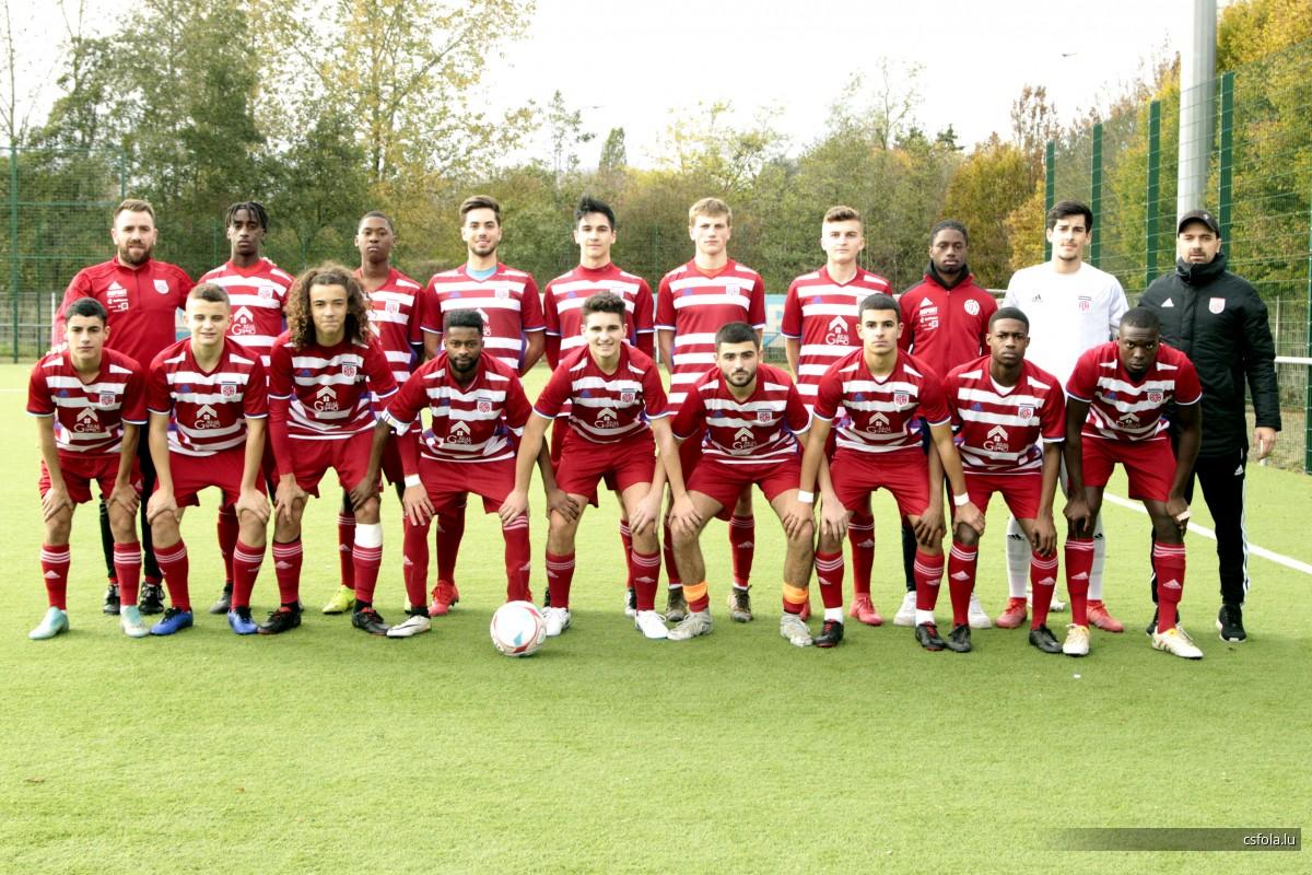 Coupe du Prince CS FOLA - Mertzig 2-0 02/11/2019