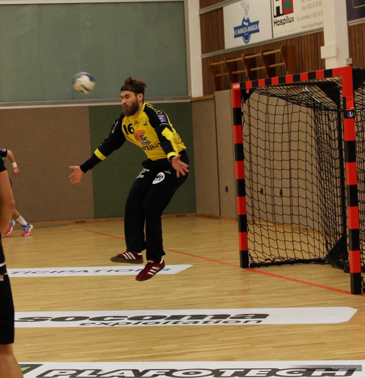 Fotoen/09.11.2019/Hären: Handball Esch 32 - 21 HB Diddeleng