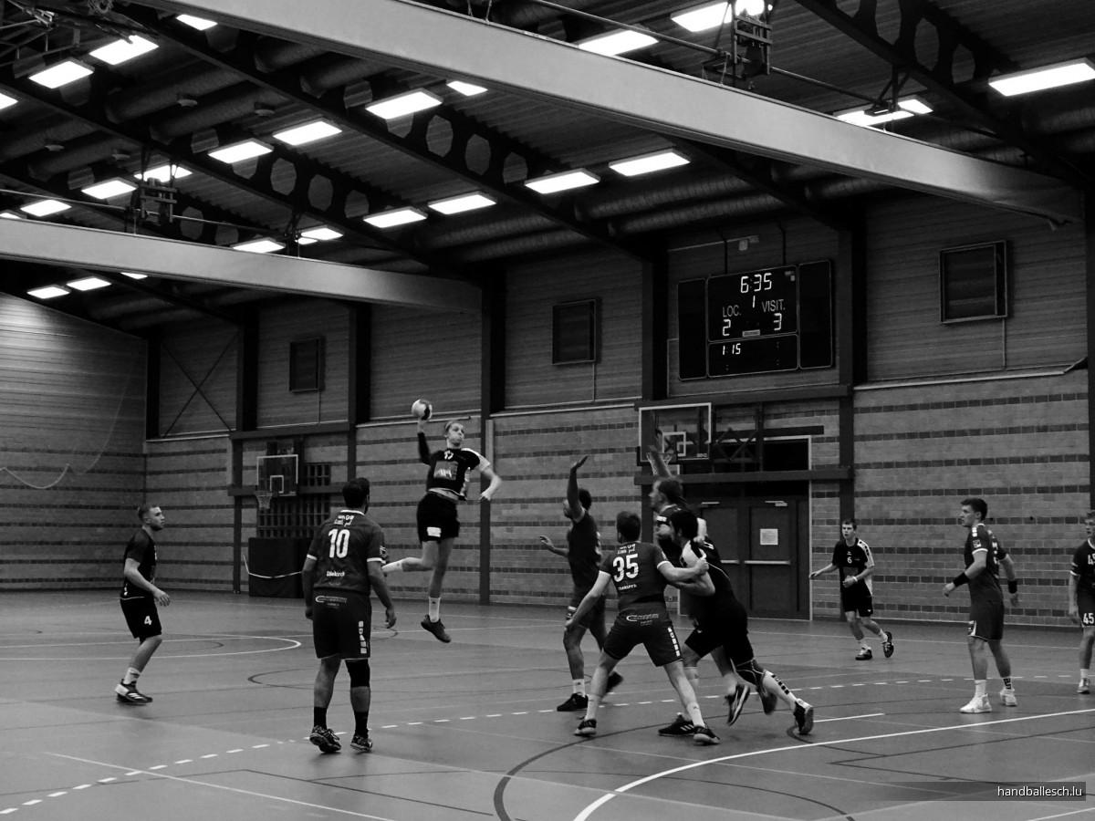 Fotoen/U19/20.11.2019: Handball Esch 29 - 27 Chev Diekirch2