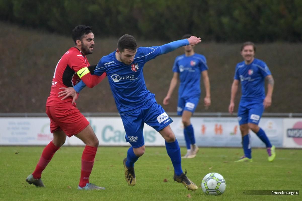 FC Mondercange - Swift Hesperange 0:0