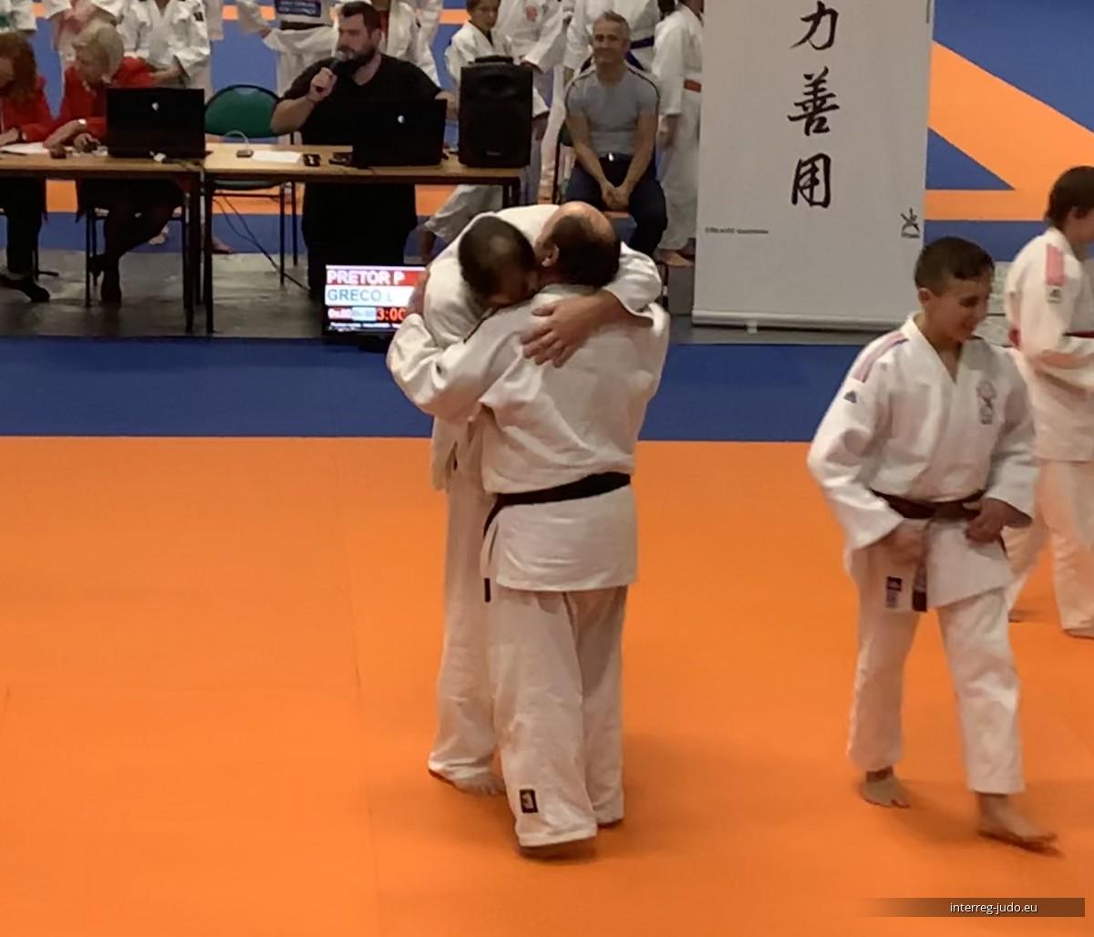 Pictures - U15 Interreg Judo Team Championships Amnéville 27.11.2019