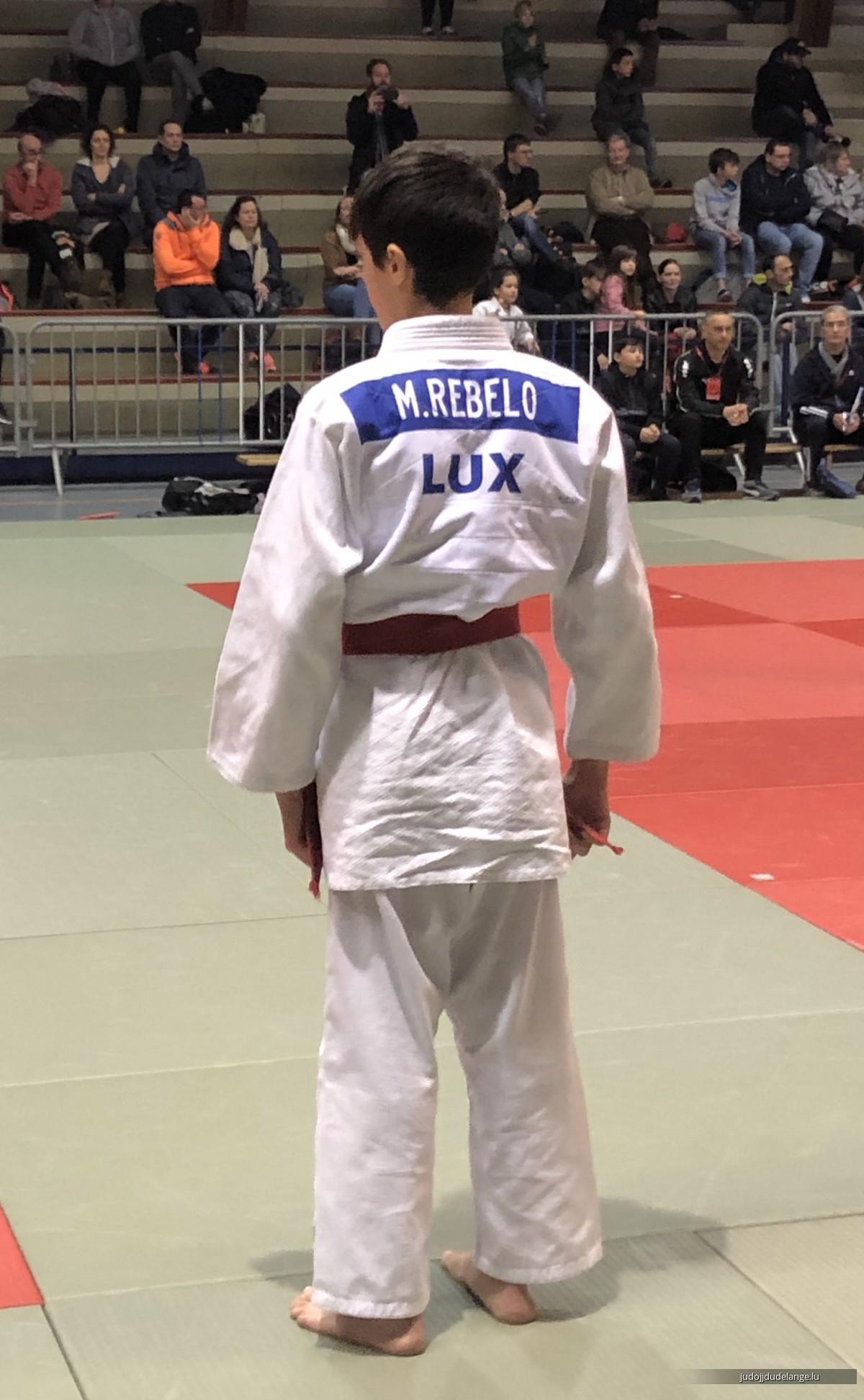 Tournoi 'Oscar Puttaert' à Arlon le 30.11.2019
