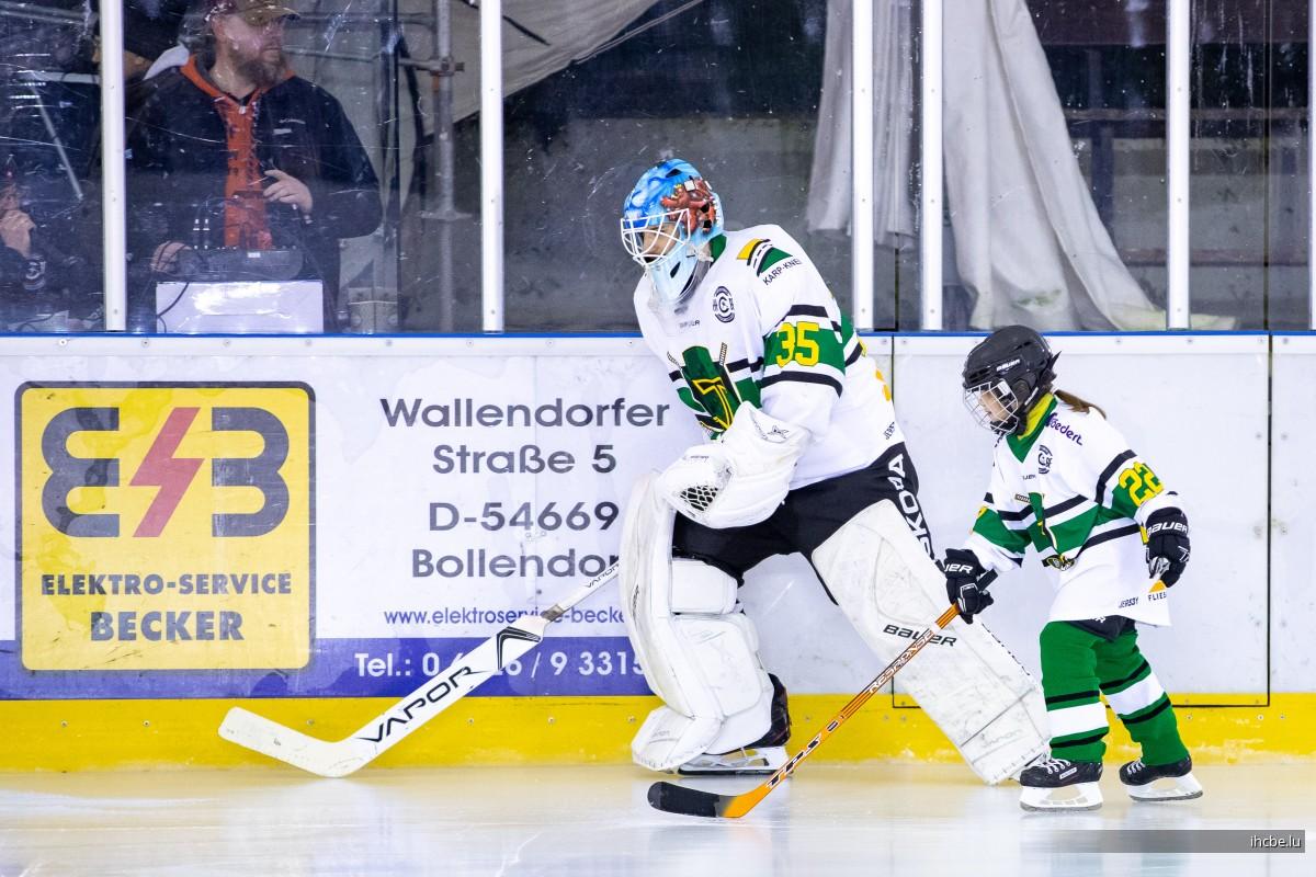 Beaufort Knights I - Future Golden Sharks Mechelen (8:9)