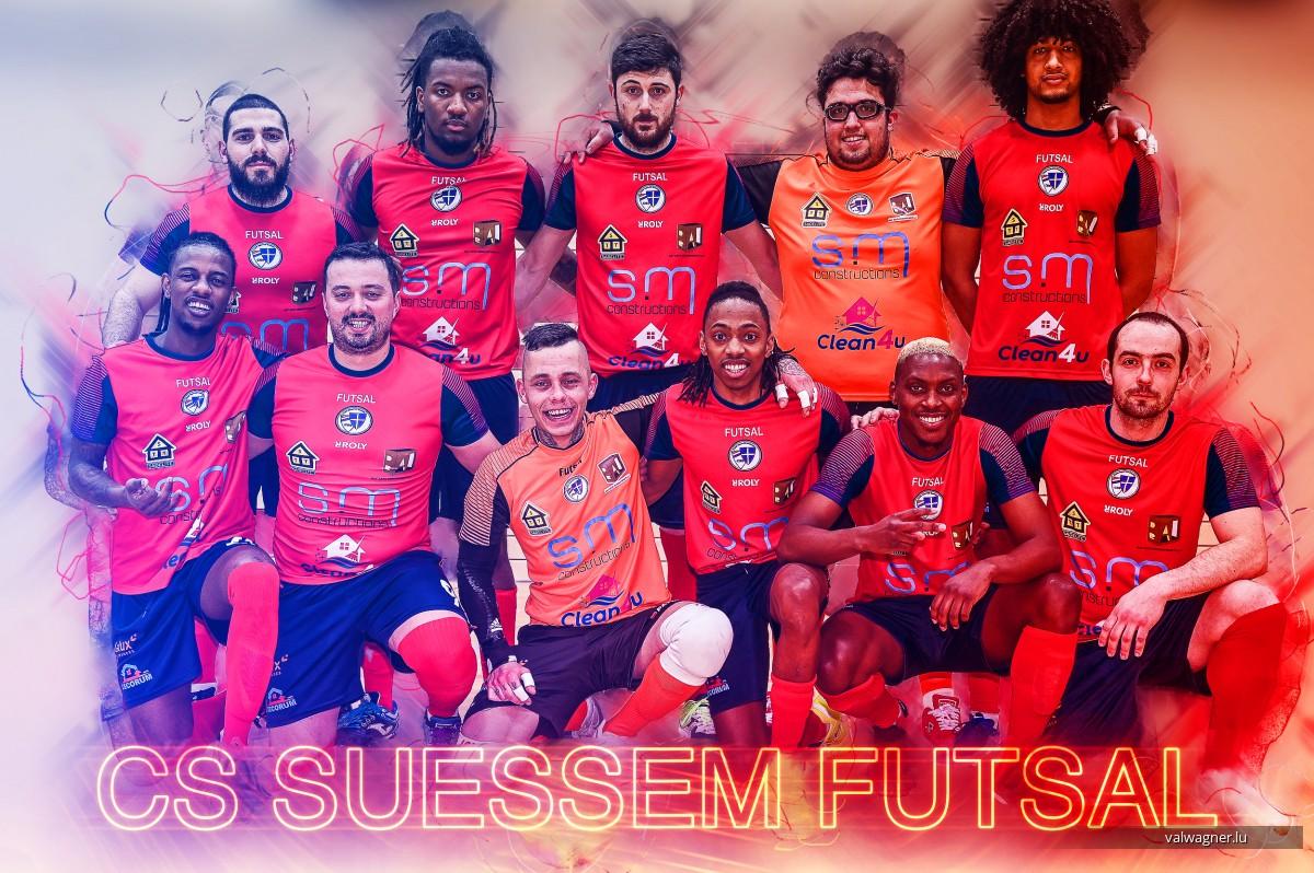FUTSAL: CS SUESSEM - GRUEFWISS LEIDELENG  12 -3