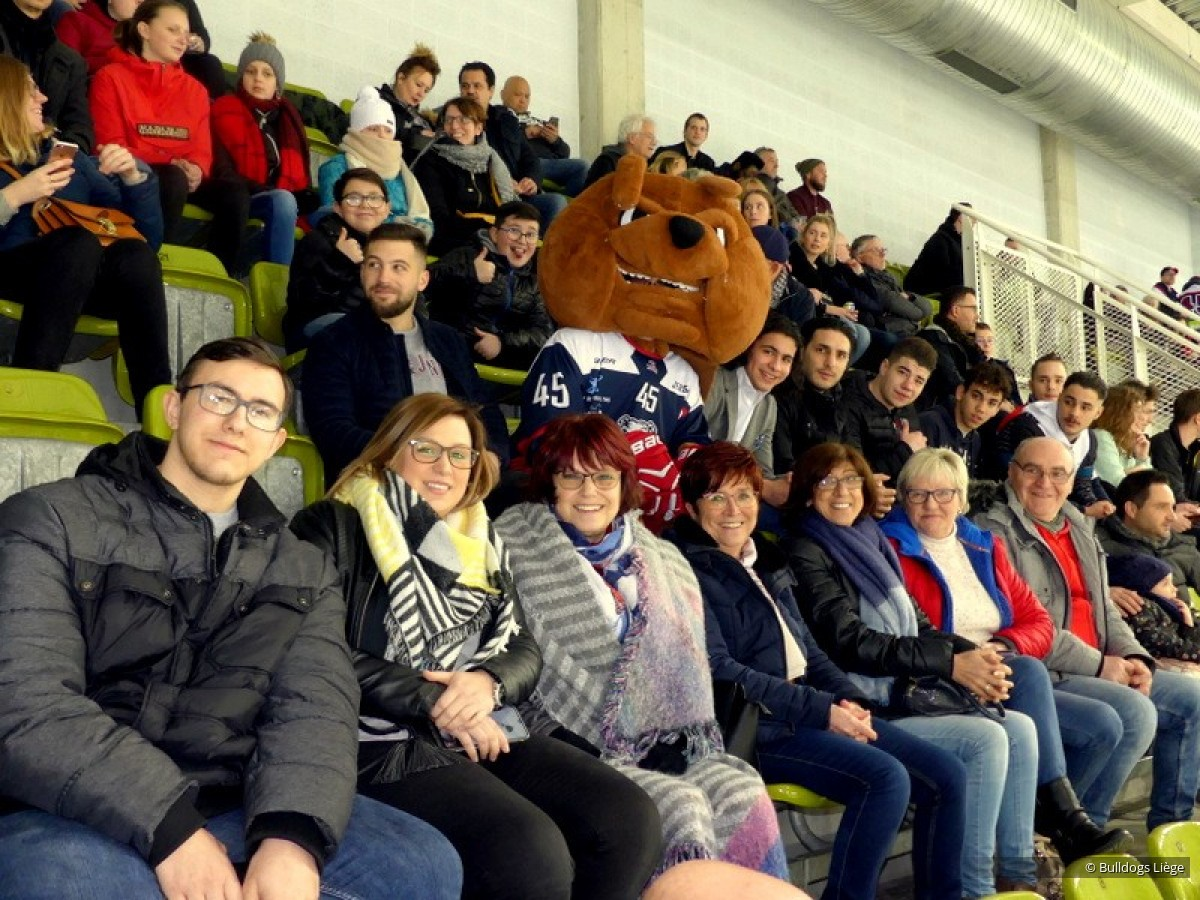 Match Ellite contre Geleen - photos supporters