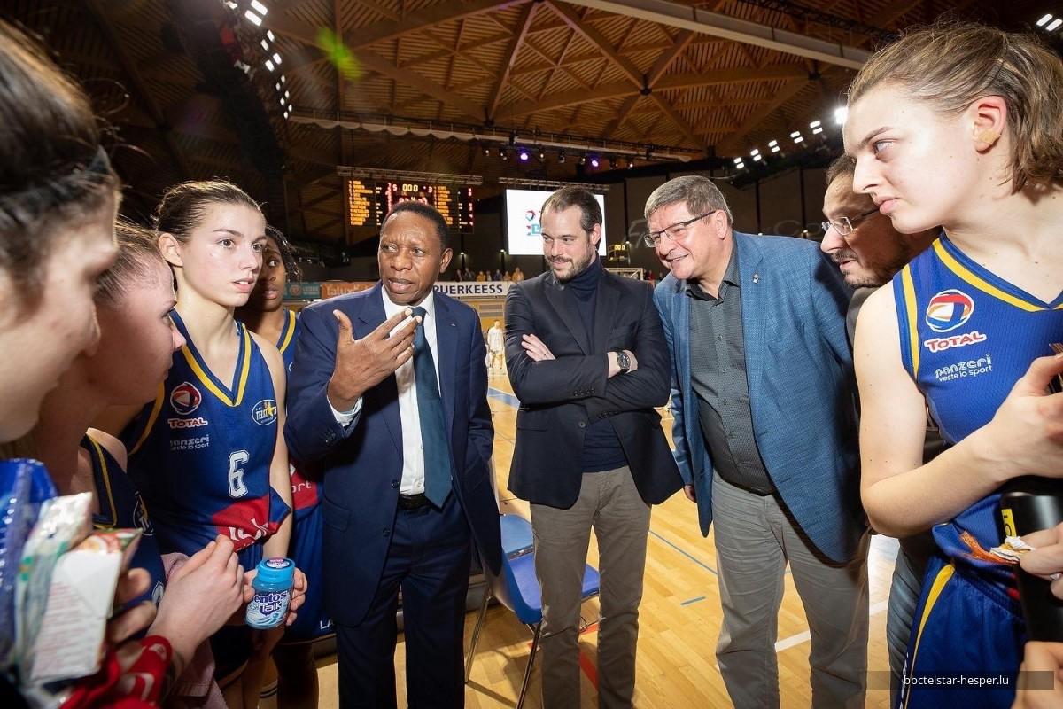 Coupe Halleffinal 2020 Esch-Telstar