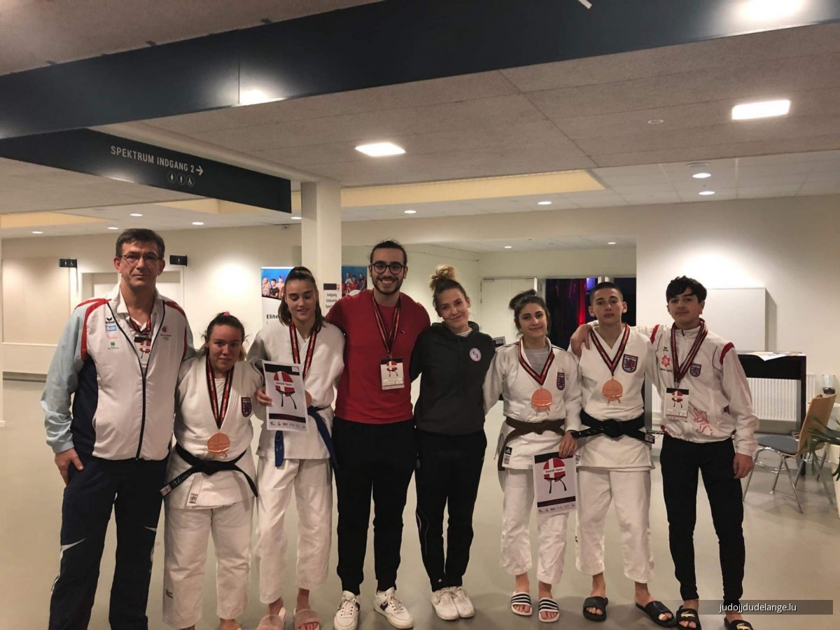 Danish Judo Open 2020