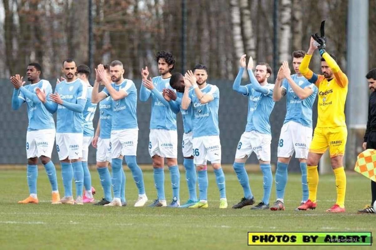 FC BLUE BOYS MUHLENBACH - RACING LETZEBUERG