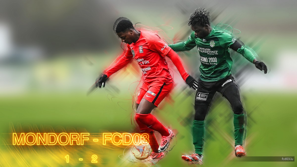 MONDORF vs FCD03