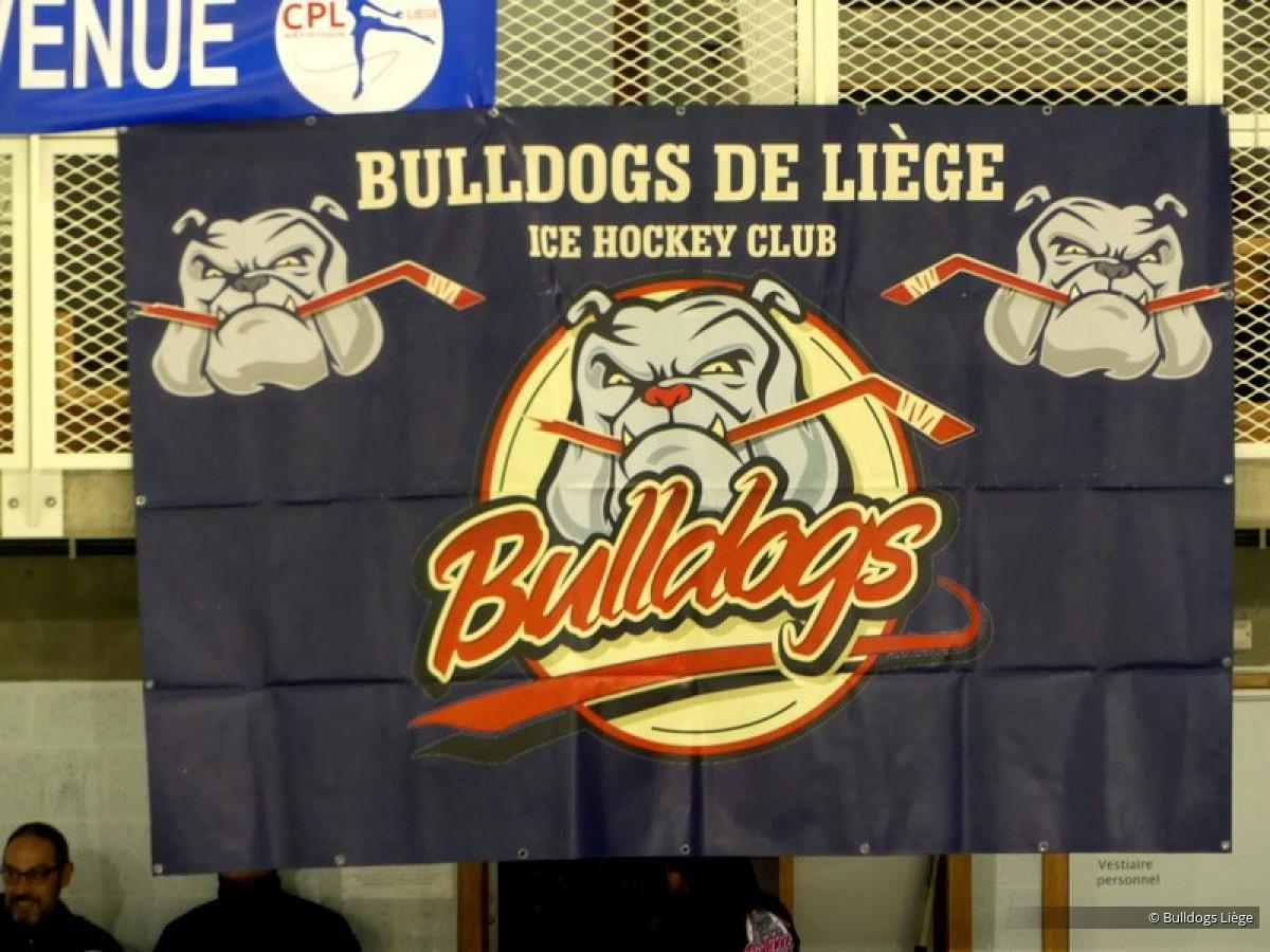 Photos supporters - Bulldogs de Liège vs Herentals 23/02/2020