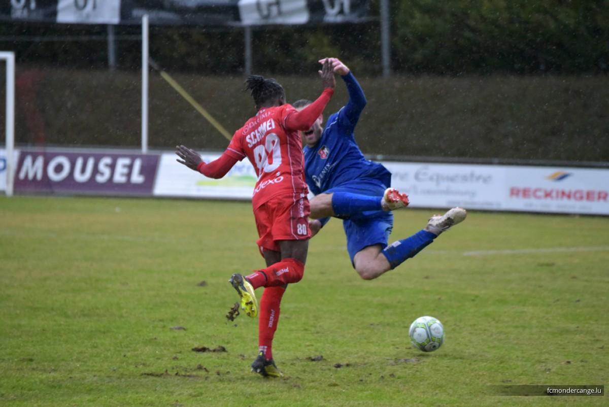 FC Mondercange - FC Wiltz 71 2:2