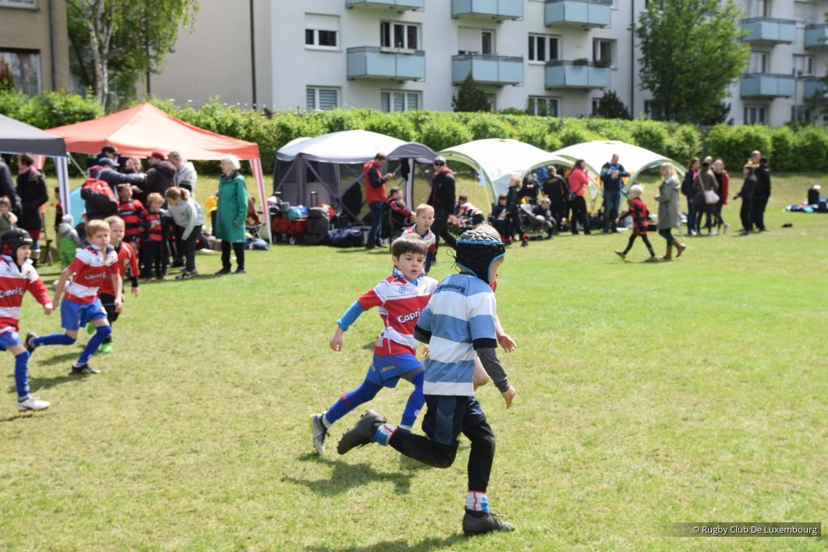 Gonder Rugby Jugendfestival 2018