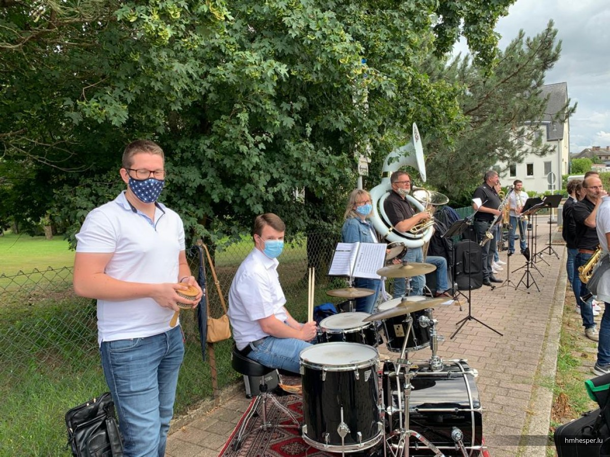 Quartiersconcert Fenteng 10/07/2020