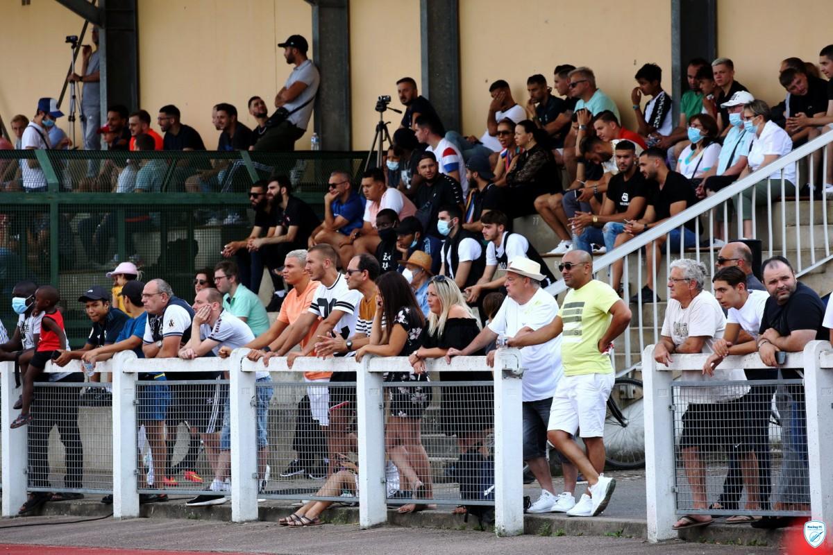 Match Amical: CSO Amnéville - Racing FC Union Letzebuerg