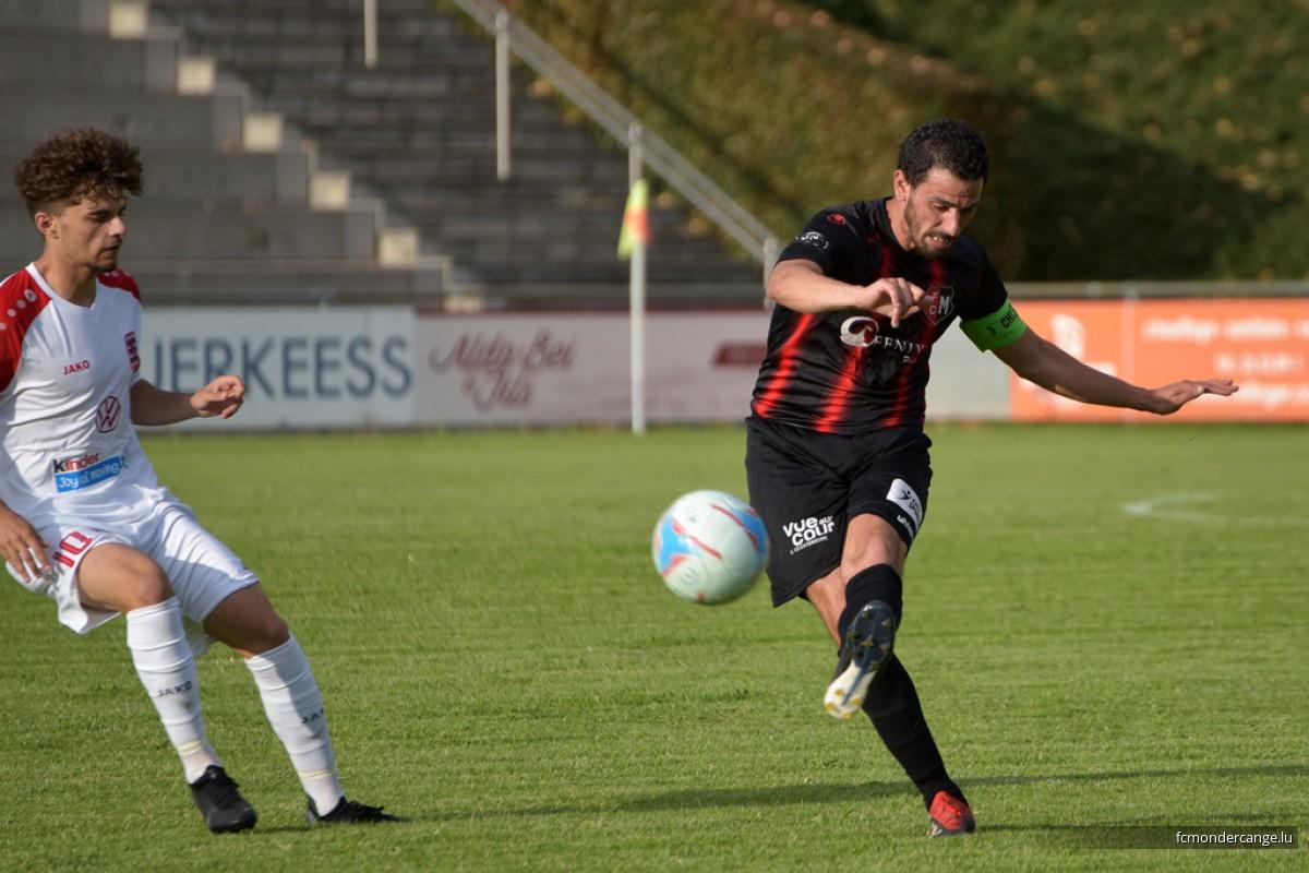 FC Mondercange - Sélection Luxembourg U19