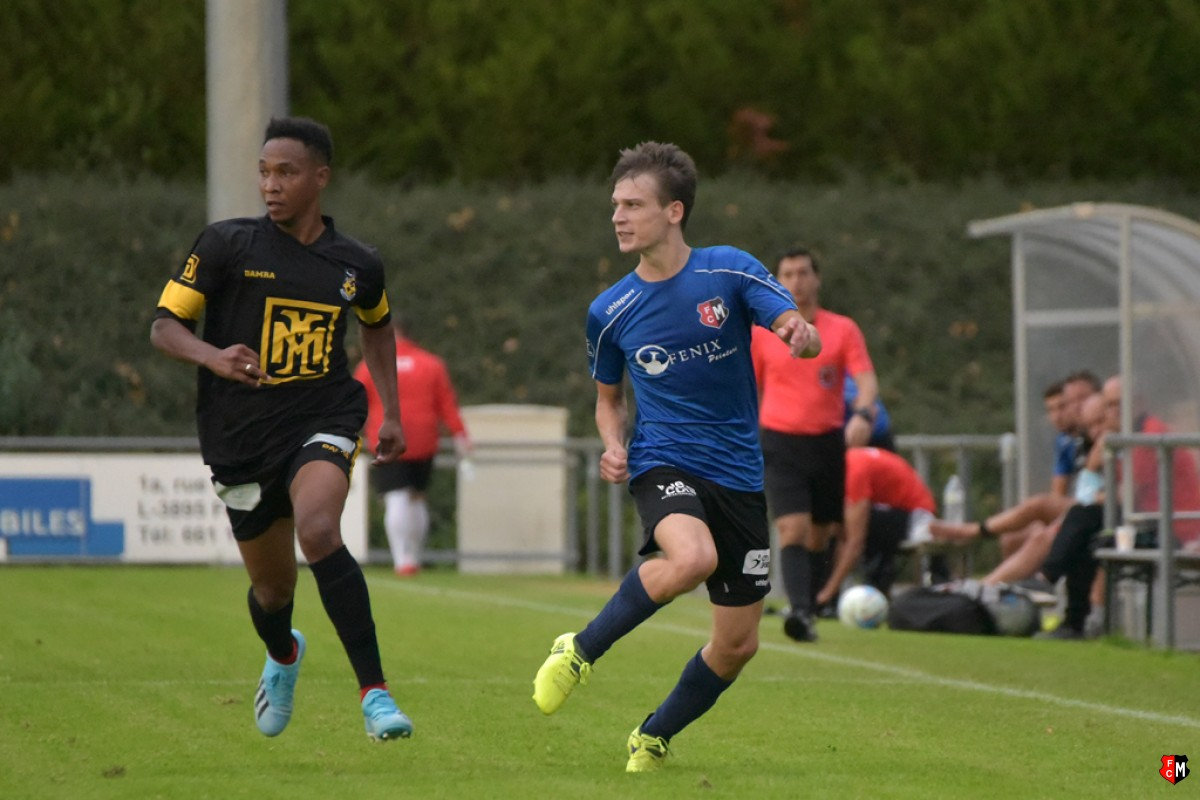 FC Mondercange - Avenir Beggen 3:2